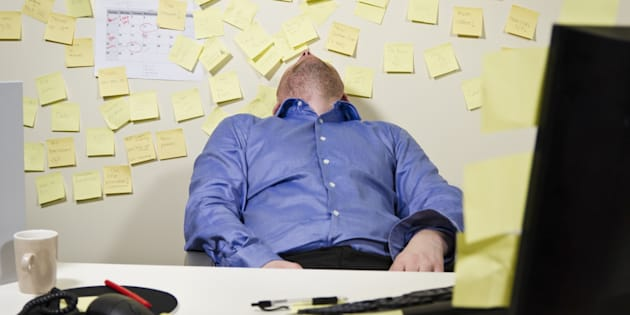 Si vous êtes adepte de procrastination, c'est peut-être à cause d'une zone de votre cerveau