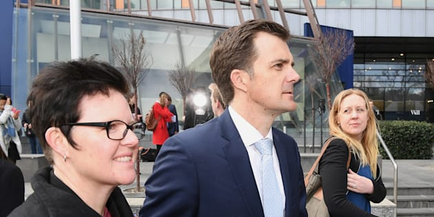 Challengers to the government's SSM survey head into court.