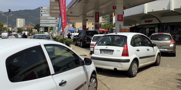 Comment la pénurie d'essence peut évoluer ce week-end ?