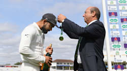 India Wins 3rd Test Against England By 203