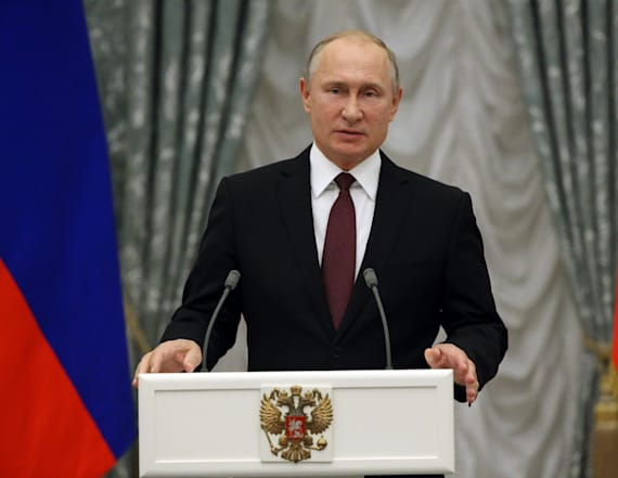 Putin: Rap should be controlled not banned