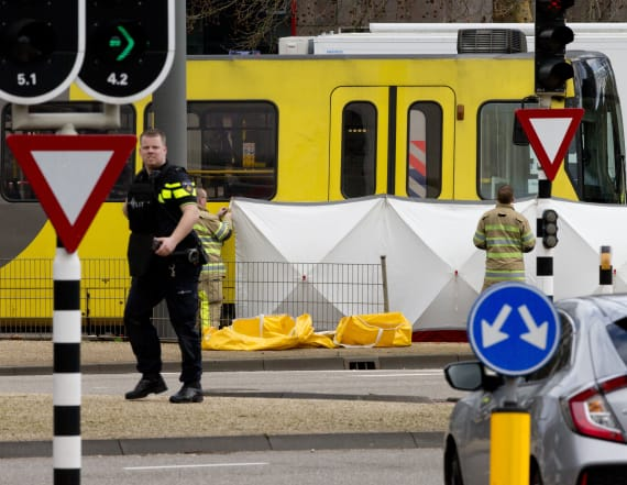 Suspect in Dutch tram shooting arrested