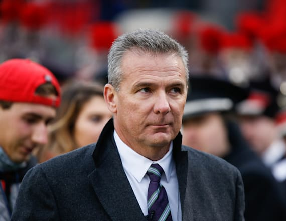 Report: Urban Meyer may take over as Cowboys coach