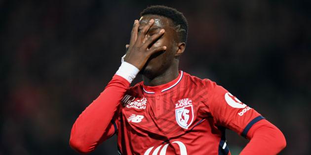 Le club de Lille interdit de recruter