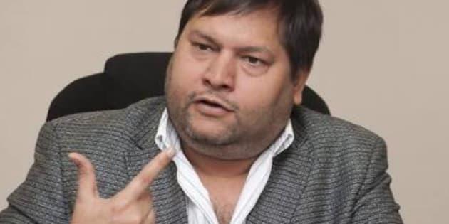 Ajay Gupta: MIA.
