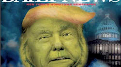 Daily News 'destroza' a Donald Trump con portada del