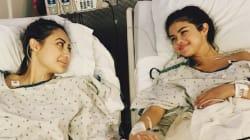 Selena Gomez a subi une greffe de rein pour combattre son