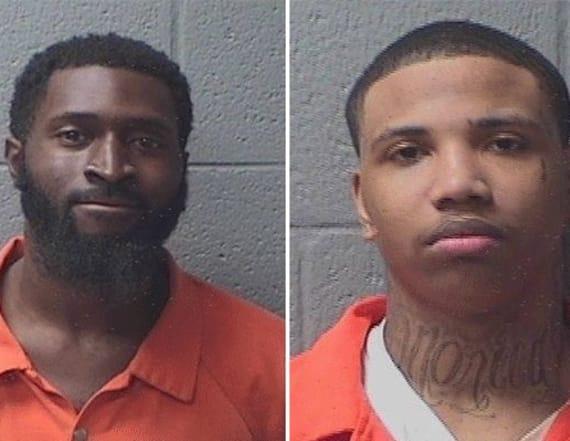 Short circuit allowed murder suspects to escape jail