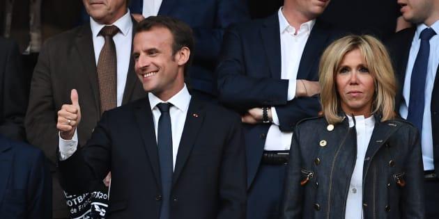 Varane évoque la visite de Macron — Equipe de France