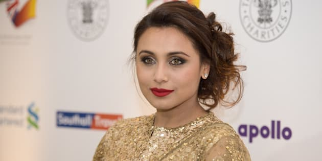 Bollywood actress Rani Mukerji attends the British Asian Trust dinner in central London on February 3, 2015. Prince Charles was joined by more than 300 guests at a Dinner to support the British Asian Trust's work in empowering disadvantaged people in South Asia to transform their lives. AFP PHOTO / LEON NEAL / POOL        (Photo credit should read LEON NEAL/AFP/Getty Images)