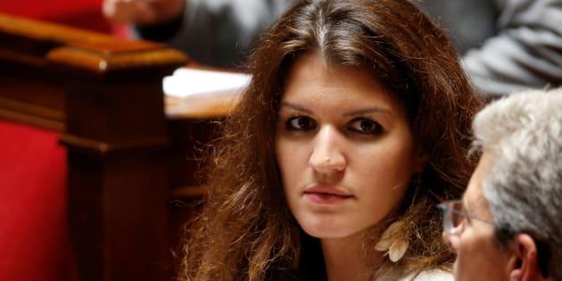 Marlène Schiappa, la ministre des Droits des femmes, voit son budget reculer de 27%
