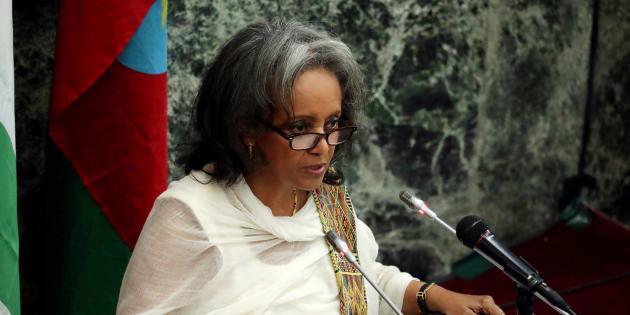Avec Sahle-Work Zewde, l'Éthiopie a sa première femme présidente