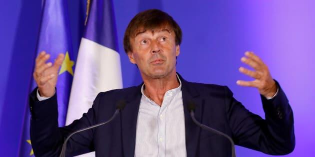 Comment Nicolas Hulot veut interdire la production d'hydrocarbures.