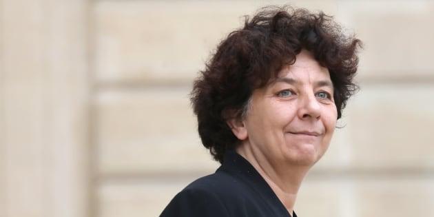 Frédérique Vidal à l'Elysée le 5 décembre.