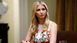 Ivanka Trump arrête sa marque de vêtements par crainte de conflit d'intérêts avec sa fonction de conseillère de son