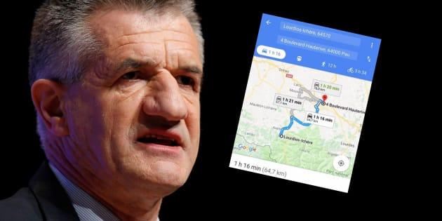Jean Lassale dévoile l'itinéraire aberrant que devra faire une femme de son village pour accoucher