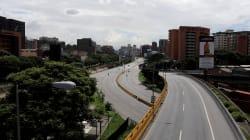 Huelga contra Nicolas Maduro paraliza media