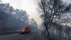 La plupart des incendies contenus en Corse et dans le sud-est après la destruction de 4000