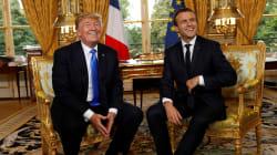 Cómo Macron se ha convertido en el mejor amigo de