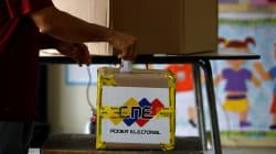 Chavismo gana 17 de las 23 gubernaturas, la oposición desconoce