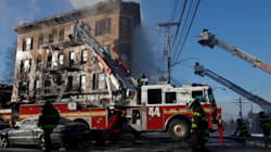 À New York, un nouvel incendie fait 23 blessés dont neuf