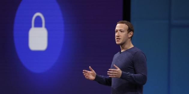 Facebook. Ses efforts contre les contenus répréhensibles mesurés