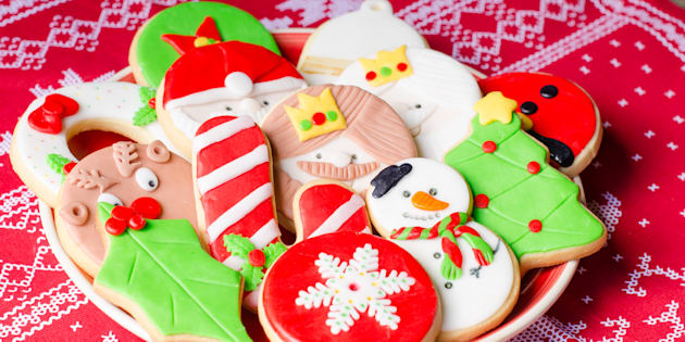 20 Christmas Cookie Recipes That Look As Adorable As They Do Tasty