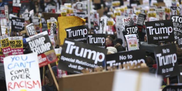 Les décrets en rafale de Donald Trump constituent-ils un abus de pouvoir?