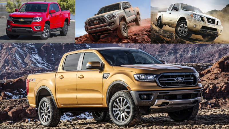2019 Ford Ranger vs. Tacoma, Colorado, and Frontier: What we know (or at least can guess)