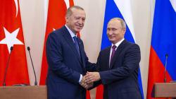 Poutine et Erdogan trouvent un accord sur Idlib, dernier bastion rebelle en