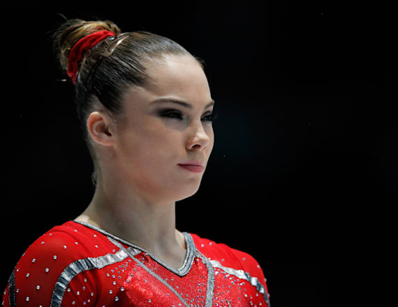 McKayla Maroney says team doctor molested her