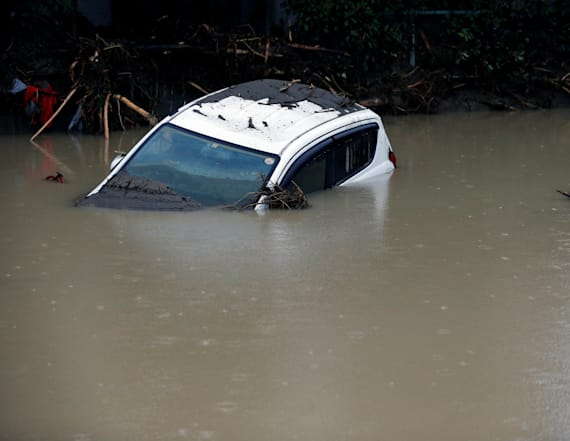 Intense flooding reeks havoc in China