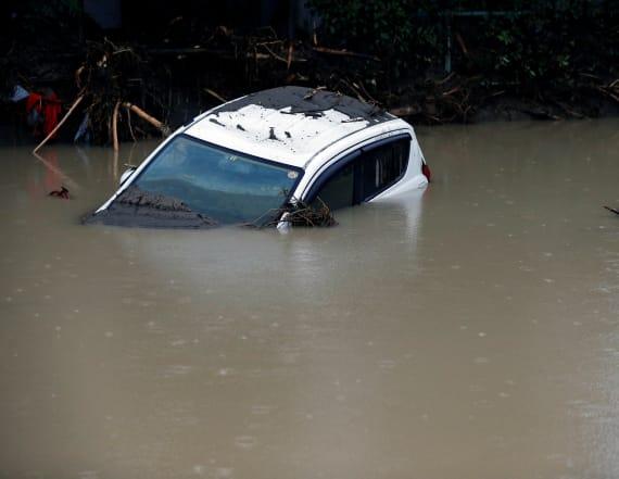 Intense flooding reeks havoc in China