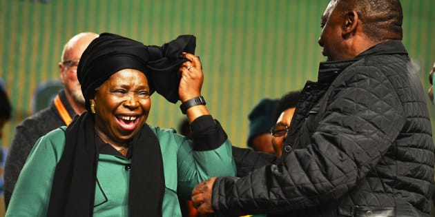 Ramaphosa Admits Believing Khwezi's Rape Allegations: Social Media Reacts