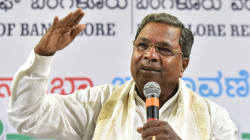 Lingayat Loss: How Siddaramaiah Shot Congress In The Foot