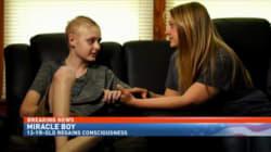 I genitori avevano già ordinato l'espianto degli organi. 13enne si sveglia dal coma poco