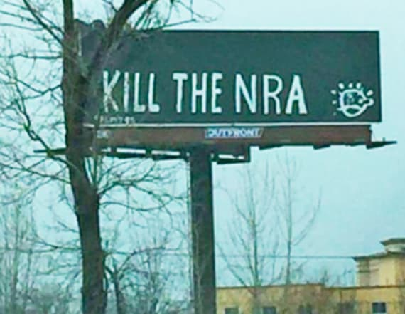 NRA warns gun owners 'they're coming after us'
