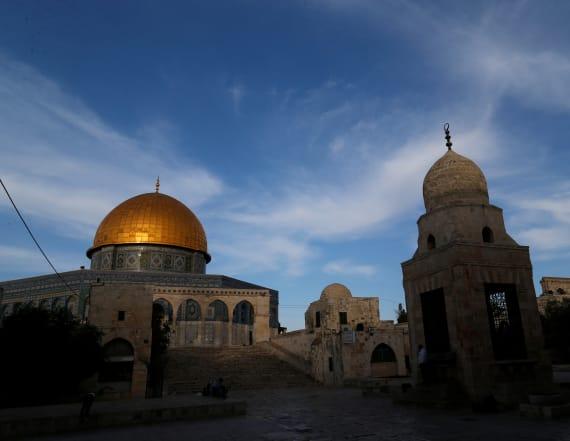 Jerusalem's holy site prepares for Ramadan