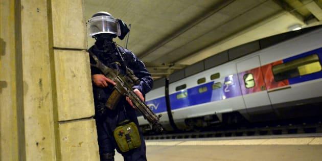 Menace terroriste : des militaires d'élite déployés incognito dans les trains français