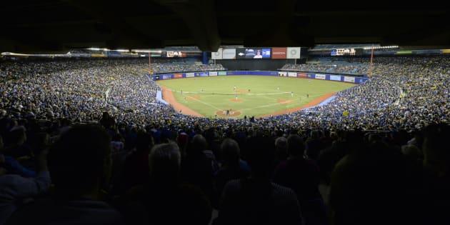 Lundi, 25 335 spectateurs se sont déplacés au Stade olympique pour voir les Blue Jays affronter les Cardinals de Saint Louis.