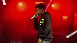 Le rappeur 21 Savage arrêté aux États-Unis à cause de son