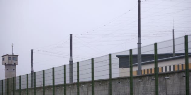 (Photo d'illustration: la prison de Carquefou près de Nantes, le 15 janvier 2018)