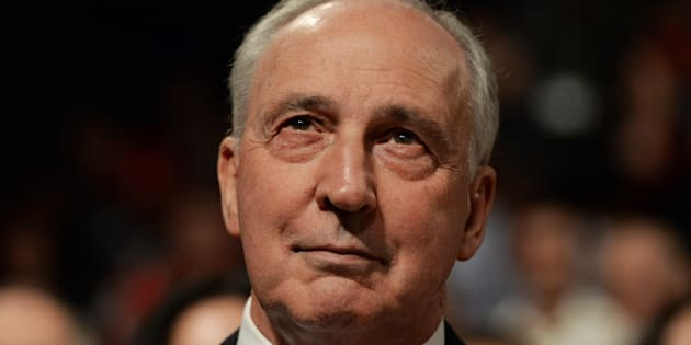 Paul Keating has weighed into Victoria's controversial assisted-dying bill as debate in the state's parliament drags out.