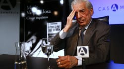 Mario Vargas Llosa en el hospital tras una caída en su