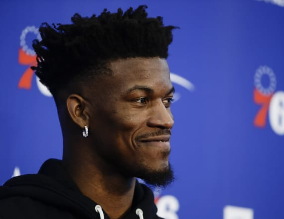 Jimmy Butler says he wasn't 'that big of a problem'