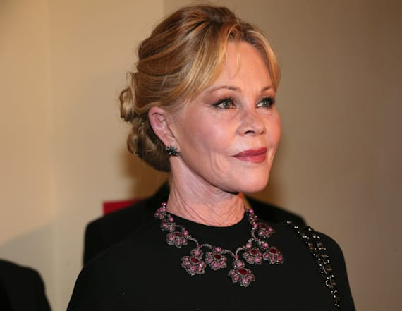 Melanie Griffith: 'I depend on my face'