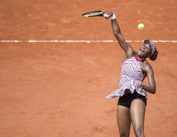 Venus Williams ousted in first round at French Open