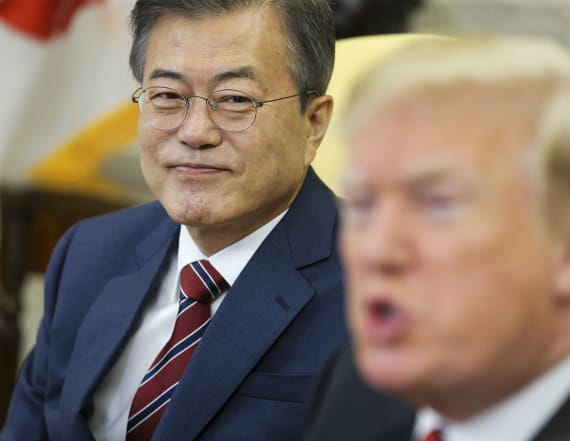 S. Korea tries to 'make sense' of latest Trump move