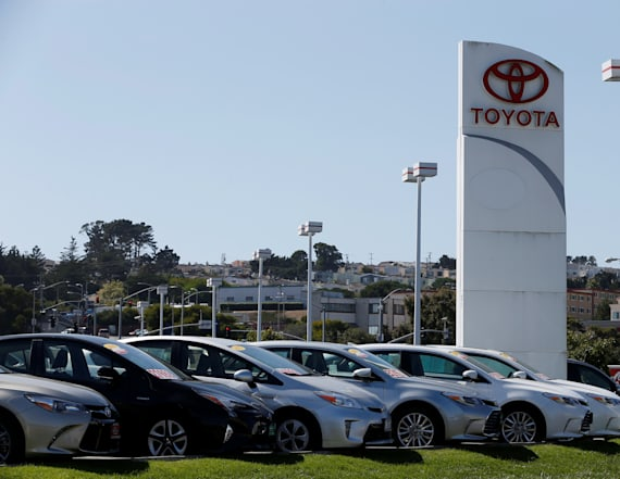 Toyota issues recalls for two very popular vehicles