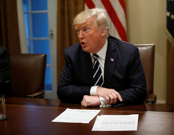 Trump says critics have 'Trump Derangement Syndrome'